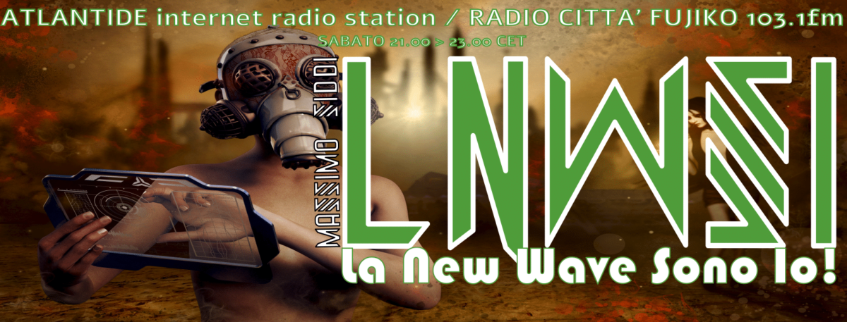 LNWSI La New Wave Sono Io! 2018 Banner
