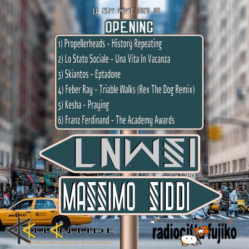 LNWSI La New Wave Sono Io! Opening