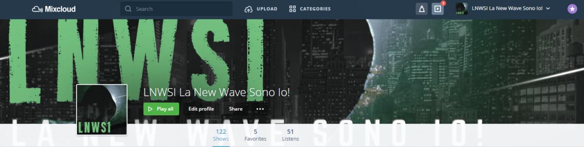 LNWSI La New Wave Sono Io! in Podcast la Nuova Stagione