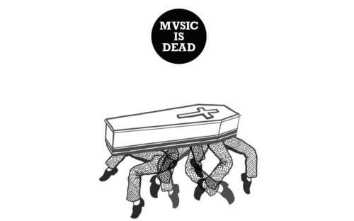 Olaf Hund Music Is Dead
