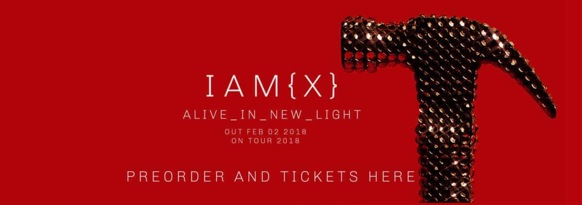 Se è musica nuova, prima suona su Atlantide: IAMX