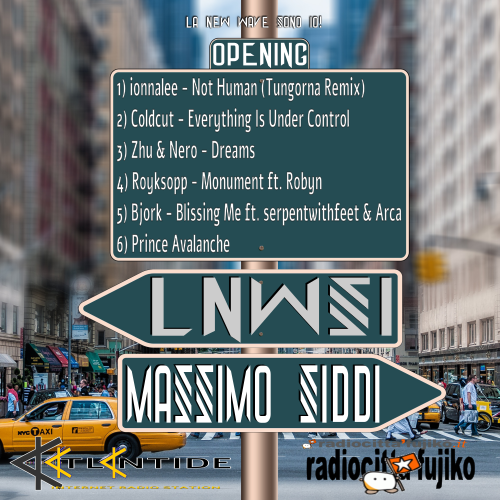 LNWSI Playlist 10-3-2018