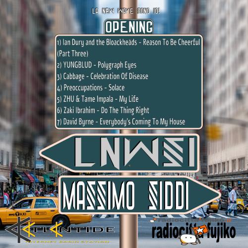 LNWSI Playlist 24-3-2018
