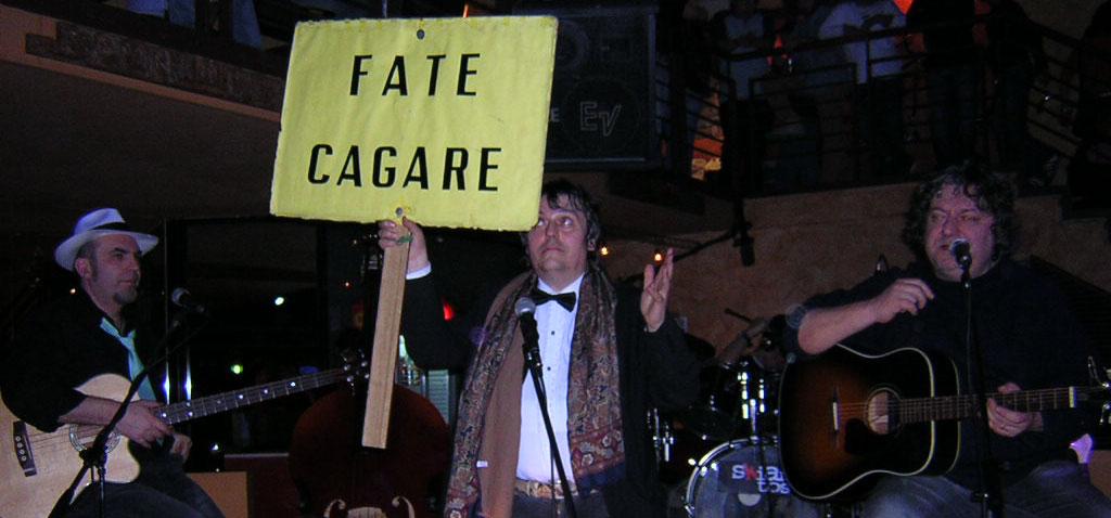 Skiantos – Fate-Cagare